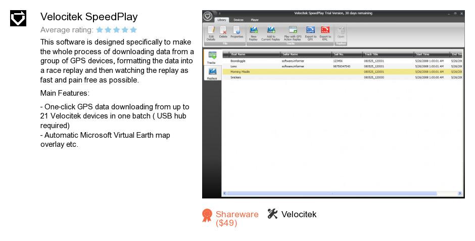 Velocitek SpeedPlay