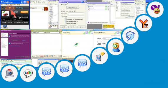 Software collection for Iranian Chat Room In Yahoo