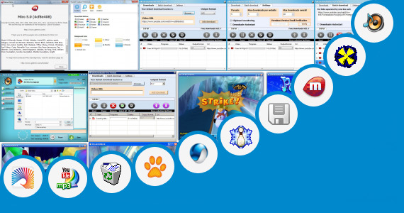 Software collection for Tube Buddy Music S