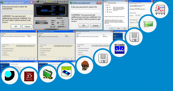 Software collection for Polar Box 3 Drivers Box