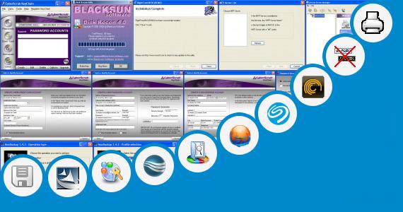 Software collection for Seagate Zero Fill Utility
