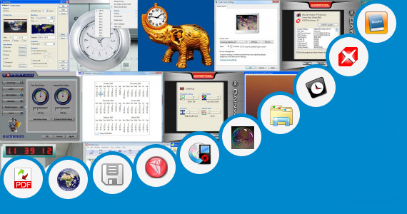 Software collection for Netbook Resolution Customizer 11
