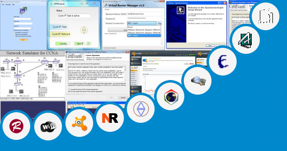 Software collection for Virtual Router For Xp Sp2