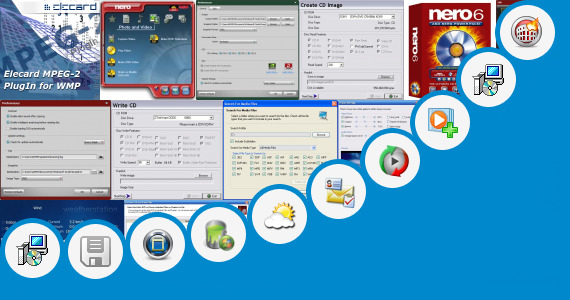 Software collection for Windows Xp Media Center Edition Iso