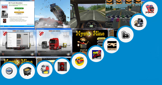 Software collection for City Car Driving Car Simulator Demo