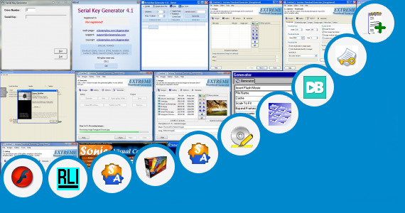 Software collection for Pc Sonic Generations Demo
