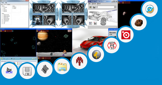 Software collection for All In One Driver Pack 2013