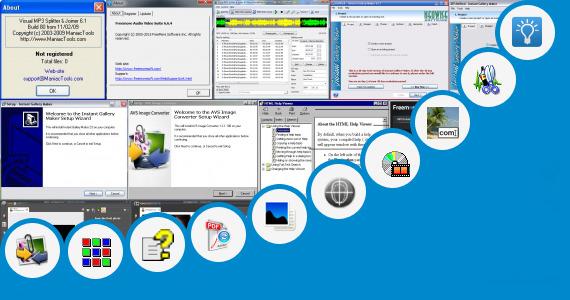 Software collection for Online Jpeg Joiner Online