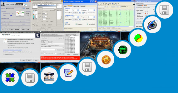 Software collection for Open Door Proxy Free