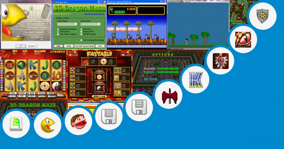 Software collection for Dragon Fly Game For Pc