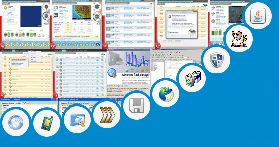 Software collection for Software Wind Onda Connection