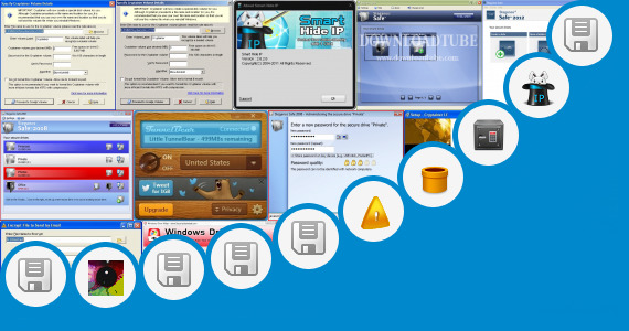 Software collection for Hide Toolz Windows 7 64 Bit