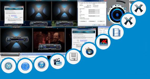 Software collection for Smart Movie Player For Asha 311