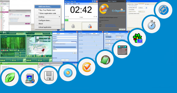 Software collection for Time Master Timekeeping System Lite