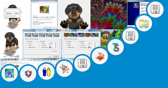 Software collection for Desktop Rocket Dog