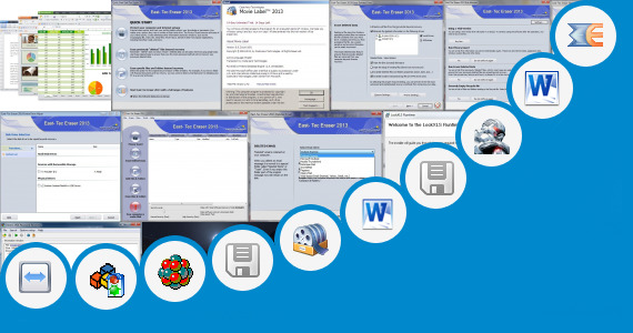 Software collection for Free Open Heaven 2013