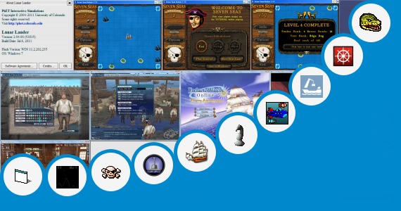 Software collection for Titanic Sinking Ship Simulator Game