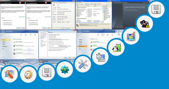 Software collection for Lenovo Ee Boot Optimizer