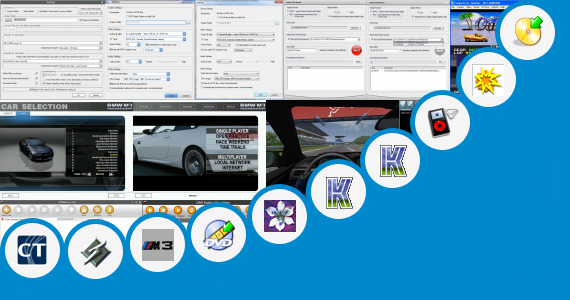 Software collection for Free Car Racing Mp4 Video