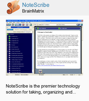 NoteScribe