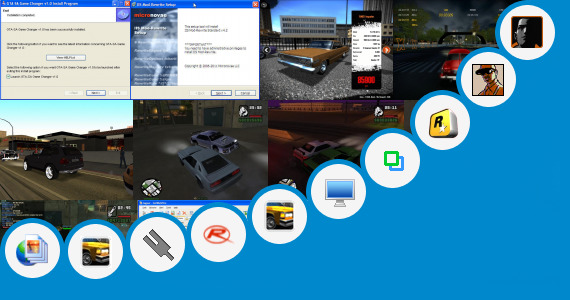 Software collection for Gta 4 Car Tuning Mod Install
