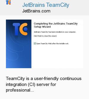 JetBrains TeamCity