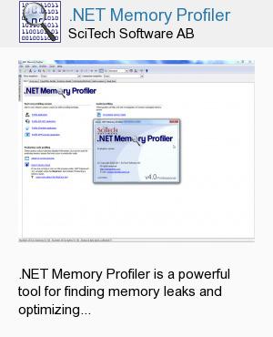 .NET Memory Profiler