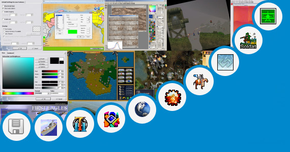 Software collection for Free War Game Map Maker Software