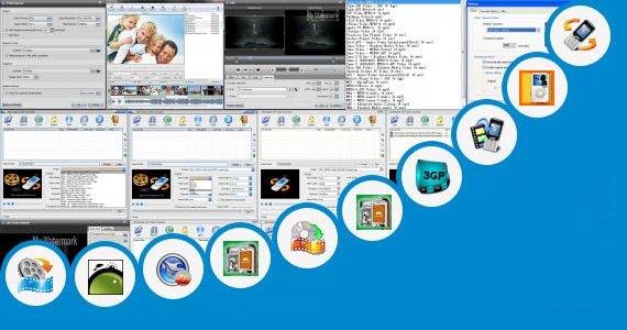 Software collection for 3gp Mob Movie Family 427
