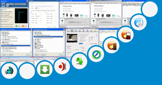 Software collection for Snip Mp4 Converter