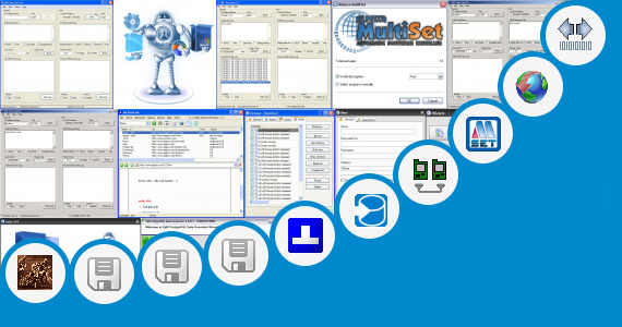Software Collection For Automatic Test Line Cccam