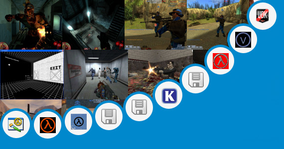 Software collection for Skill Map Half Life 11