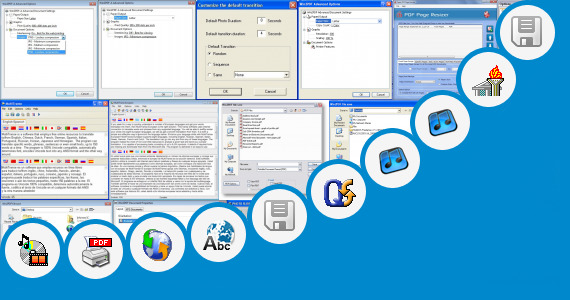 Software collection for Sets 6000 Windows 7 X64