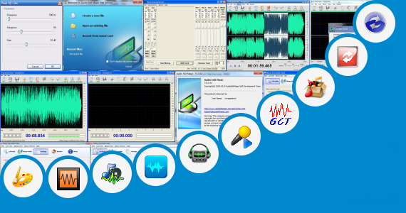Software collection for Xbmc Audio Equalizer Add On
