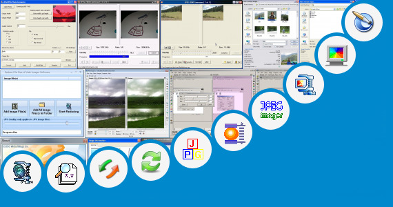 Software collection for Compress Jpeg File Size To 100 Kb