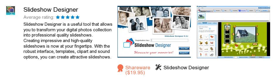 Slideshow Designer