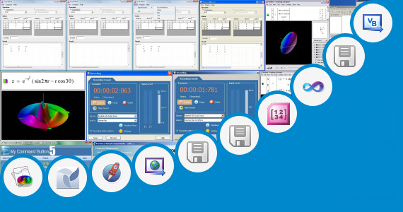 Updates for OKM s Visualizer 3D software