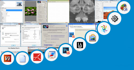Software collection for Editor Xray Photoshop Free