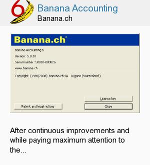 Banana Accounting