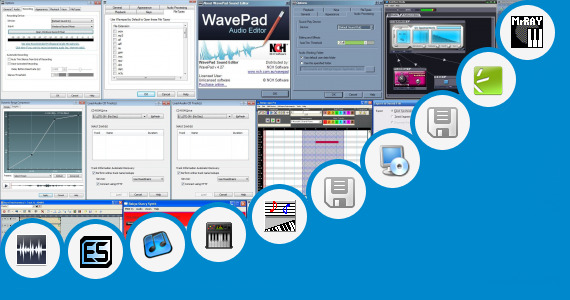 Software collection for Vst Plugin Magix Music Maker