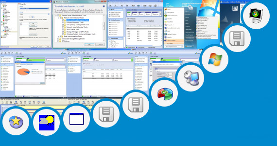 Software collection for Bluestack For Vista Sp1