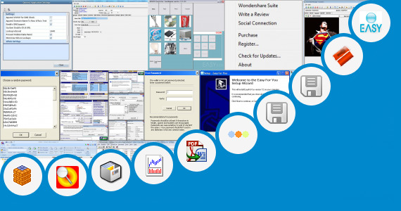 Software collection for Stock Register Excel Format Store