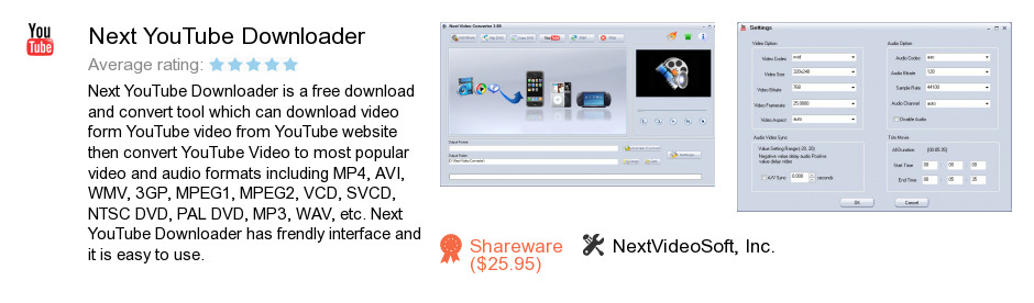 Next YouTube Downloader