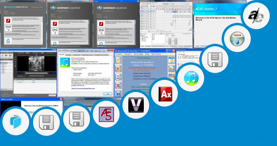 Software collection for Avid Xpress Pro For Windows 7 Free