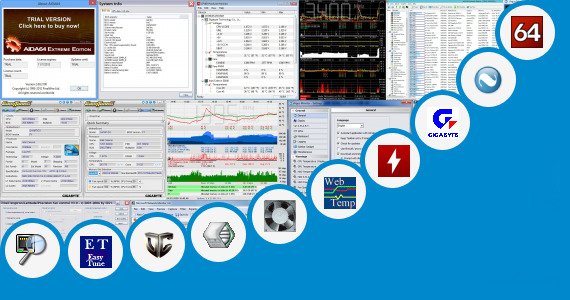 Software collection for Cpu Fan Speed Monitor Gadget
