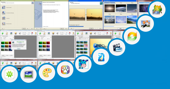 Software collection for Color Splash Effect Pc