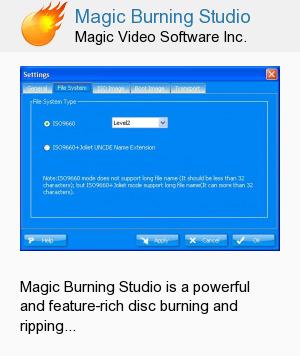 Magic Burning Studio