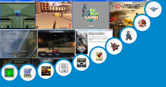 Software collection for Free Joystick Fighter Plane Games