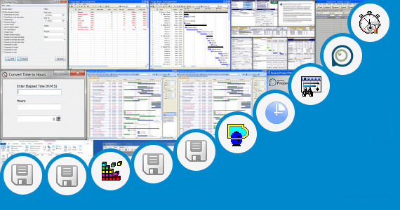 Software collection for Project Report On Wedding Planning