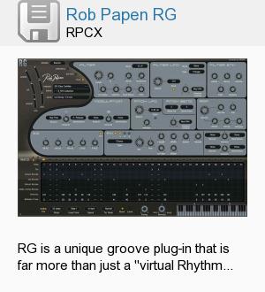 Rob Papen RG